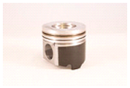 Fluoropolymer Coated Piston